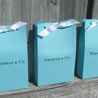 Tiffany Blue Wedding by abbeyandizziedesigns on Etsy