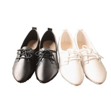 new fashion women flats high quality vintage women ballet flat shoes women's oxfords spring summer autumn shoes KJG00074724