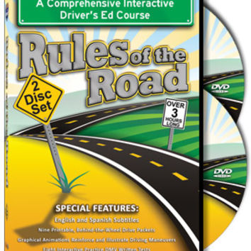 Rules of the Road 2-Disc DVD Set