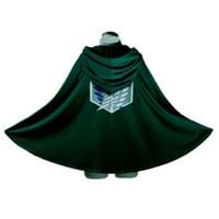 Rulercosplay Attack on Titan Shingeki No Kyojin Survey Crops Cosplay Cloak 70cm