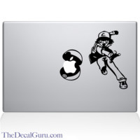 Pokemon Ash Pokeball Macbook Decal | Macbook Vinyl Decals | The Decal Guru