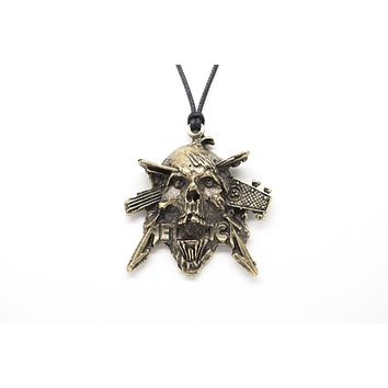 Metallica Unisex Necklace with Rope