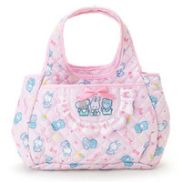 Cheery Chums mini Tote Bag 80s Character ❤ Sanrio Japan