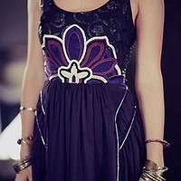 Lotus Pond Dress