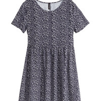H&M Patterned dress £12.99