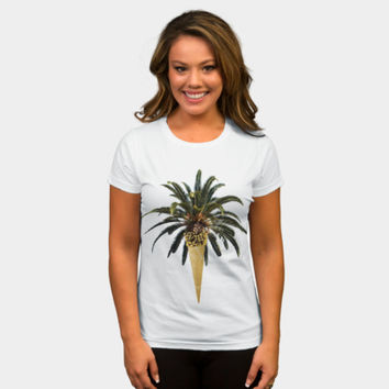 Coconut Ice Cream T Shirt By 83Oranges Design By Humans