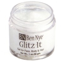 Ben Nye Glitz it Glitter Gel : Stage Makeup Online