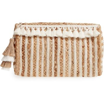 Shiraleah Mare Straw Clutch | Nordstrom