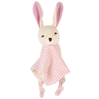 Bunny Plush Towel Toy