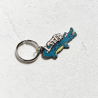 Valley Cruise Press Later Gator Keychain | Urban Outfitters