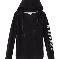 Oversized Hooded Tunic - Fleece - Victoria's Secret