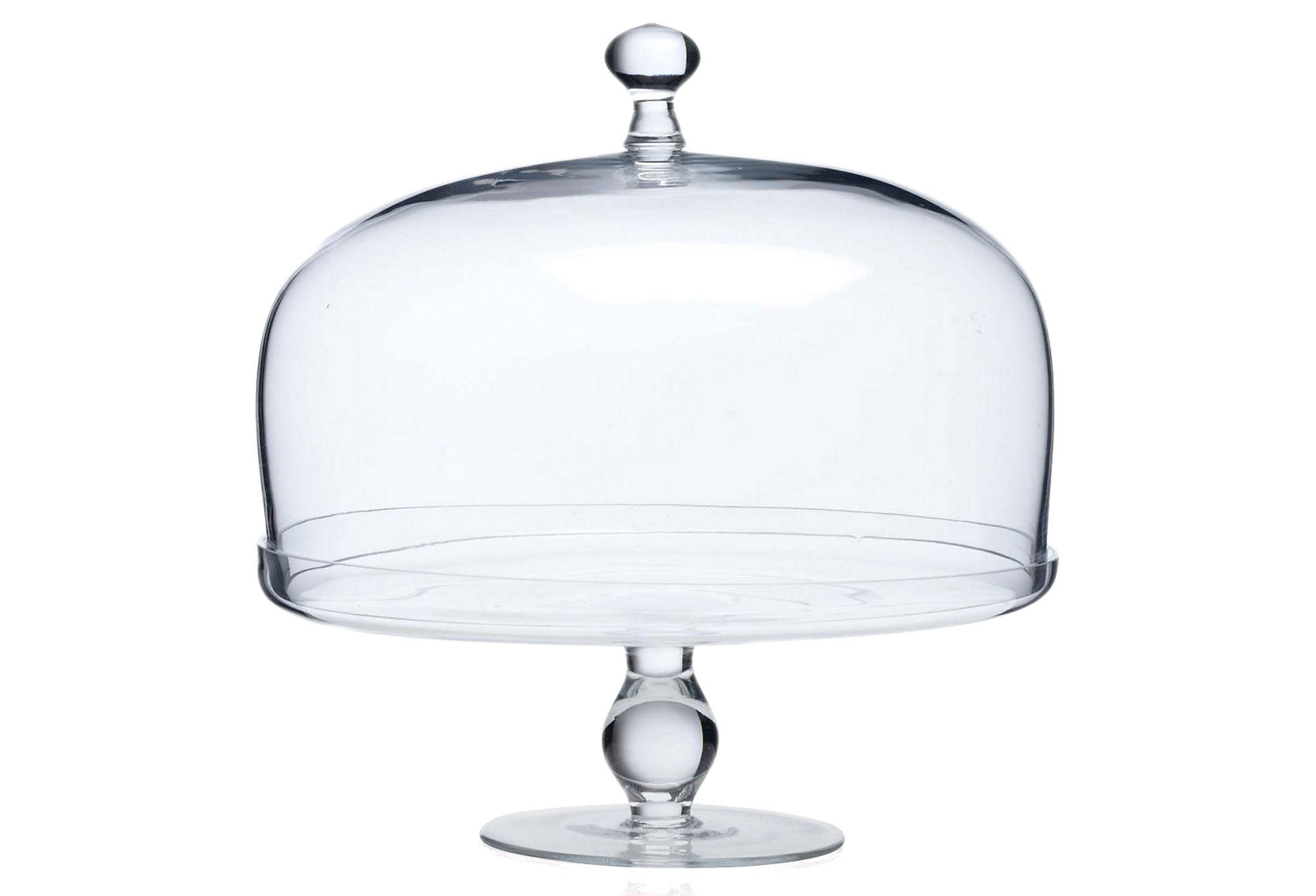Luigi Bormioli Cake Stand With Dome