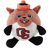 Oregon State University Beaver: An Adorable Fuzzy Plush to Snurfle and Squeeze!
