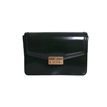 Tory Burch Juliette Leather Shoulder Bag in Boxwood