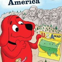 Clifford Sees America (Scholastic Readers)
