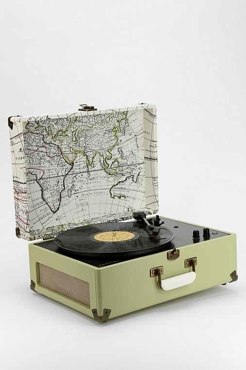 Crosley X UO AV Room Portable USB Vinyl from Urban Outfitters