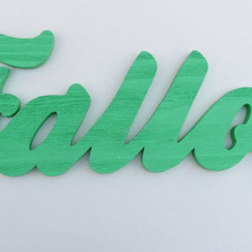 Wooden Baby Name Signs, Initials, Personalized Gift, Handmade Wood Sign, Room  Decoration, Baby Room, Newborn Gift