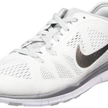 NIKE WOMENS FREE 5.0 TR FIT 5 PRT TRAIL RUNNING SHOES