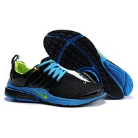 """""""Nike Air Presto"""" Unisex Sport Casual Breathable Engraving Mesh Surface Sneakers Couple Running Shoes"""