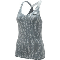 NIKE Women's Printed Knit Tennis Tank