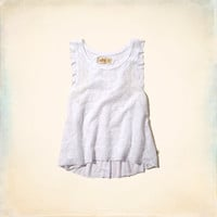 County Line Eyelet Tank