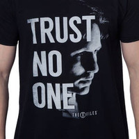 Trust No One X-Files T-Shirt