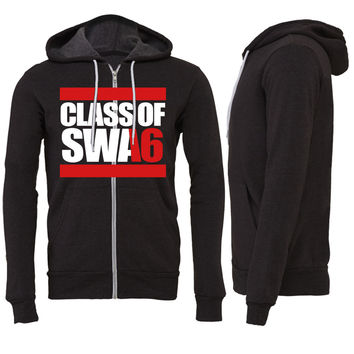 Class Of 2016 Swag Zipper Hoodie
