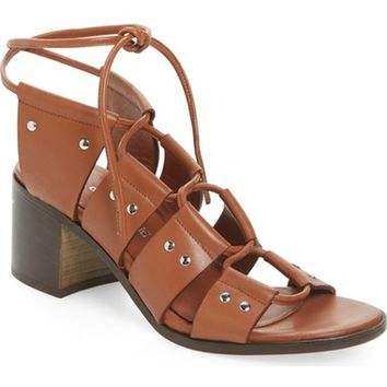 Charles David Birch Block Heel Sandal (Women) | Nordstrom