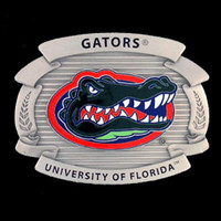 Florida Gators NCAA Oversized Belt Buckle