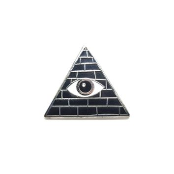 All Seeing Eye Pin