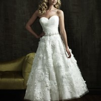 Allure Bridals 8803 Sample Sale Wedding Dress