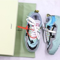 OFF-WHITE c/o ODSY-1000 Sneakers Green