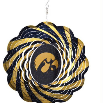Wind Spinner - Iowa Hawkeyes