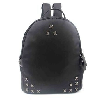 Women Rivet Vintage Backpack