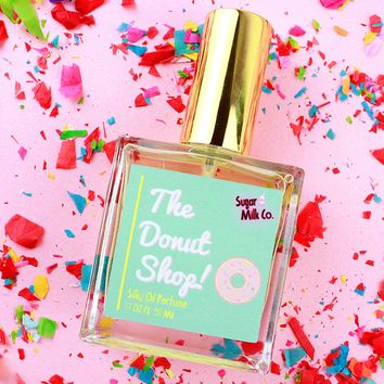 The Donut Shop Perfume