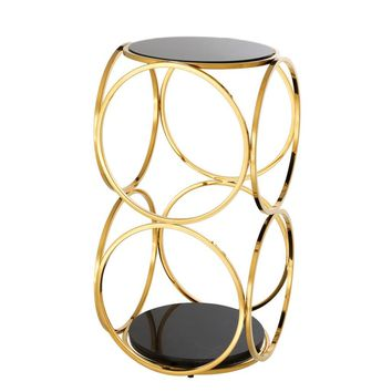 Gold Side Table | Eichholtz Alister