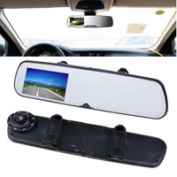 New HD Car Camera Video Recorder Rearview Mirror Car Camera Vehicle DVR AP