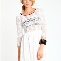 Dollhouse Lace Dress