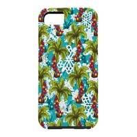 Aimee St Hill Tropical Christmas Cell Phone Case