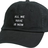 EZEKIEL BLACK LIST HAT