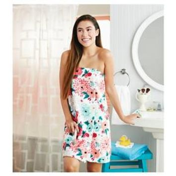 Floral Body Wrap Multi-Colored - Xhiliration™ : Target