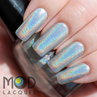 Zero Point Holographic Nail Polish 12ml NEW BOTTLE & PRICE!