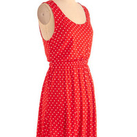 Tulle Clothing Frisbee on Flagstaff Hill Dress | Mod Retro Vintage Dresses | ModCloth.com