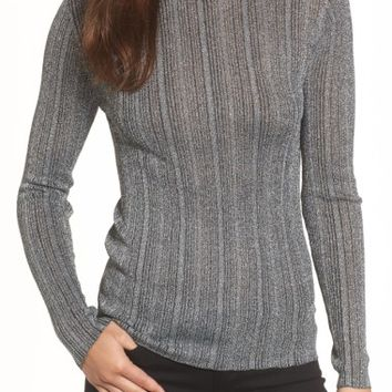 MICHAEL Michael Kors Metallic Sweater | Nordstrom