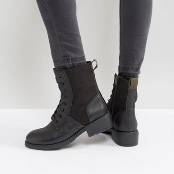 G-Star Military Lace Up Boot at asos.com