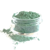Mint - Pale Green -  Vegan Mineral Eyeshadow - Handcrafted Makeup