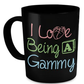 I Love Being a Gammy Mug