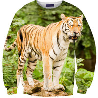 Majestic Tiger Sweater