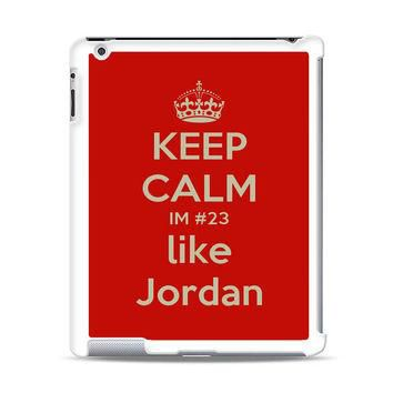 AIR JORDAN 23 iPad Case