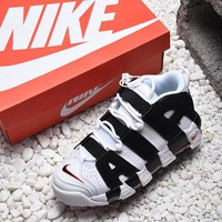 Nike Air More Uptempo Scottie Pippen Basketball Shoes - Best Online Sale